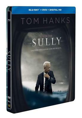 SULLY - Édition Limitée SteelBook - Combo BLURAY + DVD NEUF SOUS BLISTER