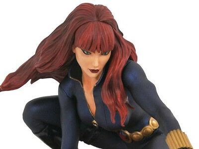 Diamond Select Marvel Gallery Black Widow Comic Pvc Figure
