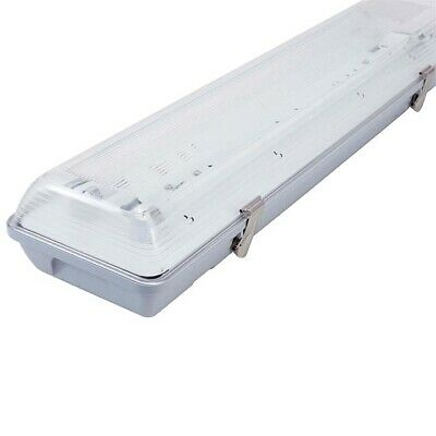 Ansell ADP228/HF 4ft 2x28w T5 IP65 Non Corrosive Light Fitting c/w Lamp