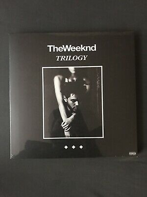 The Weeknd - Trilogy Vinyl Box Set 5 Year Anniversary Limited Edition