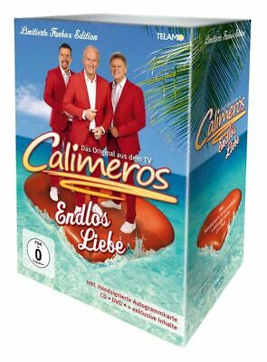 Calimeros - Endlos Liebe (Limited Fanbox) Cd + Dvd