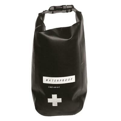 Mil-Tec First Aid Kit Survival PVC Waterproof Bag Dy Sack Pouch Holder 5L Black