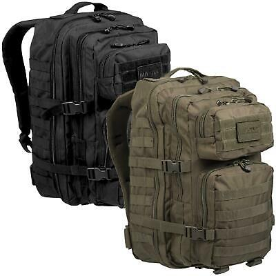 Mil-Tec Tactical MOLLE Assault Pack Large 36L Military Army Rucksack Backpack