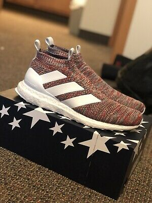 Details about Kith x Adidas COPA ACE 16+ Purecontrol Ultra Boost Golden Goal Size 10