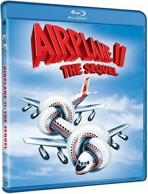 Airplane 2: The Sequel BLU-RAY NEW