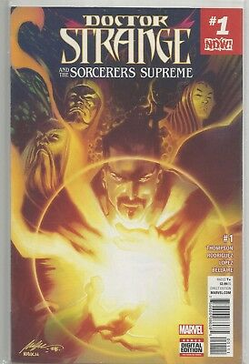 DOCTOR STRANGE AND THE SORCERERS SUPREME: 1-12 (Complete + Annual!) (Marvel)