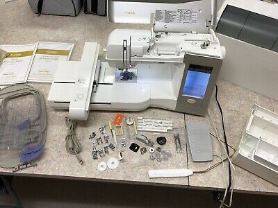BABY LOCK ESANTE Computerized Sewing Machine LCD Touchscreen