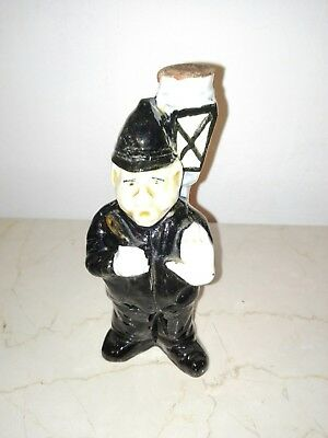 Mignon miniature ceramic decanter