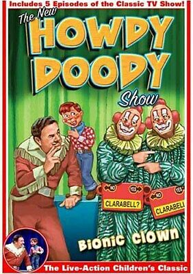 The New Howdy Doody Show: Bionic Clown Nuovo DVD