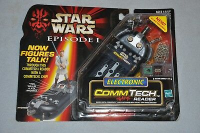 Star Wars Episode I Electronic CommTech Reader Hasbro