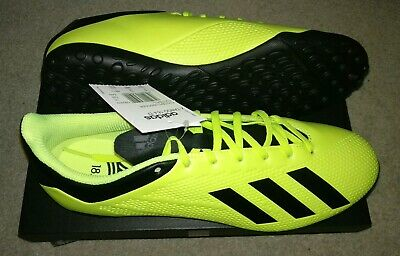 the latest 4c4a8 8a9cb ADIDAS TEAM MODE X Tango 18.4 TF Astro Turf Mens Football Boots Size UK 10