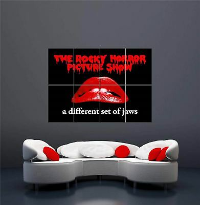 Rocky Horror Picture Show Movie New Giant Wall Art Print Picture Poster Oz578