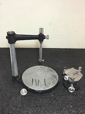 J. M. Ney JM Ney Dental Lab Surveyor With Articulating Table Top With Pins, Lead