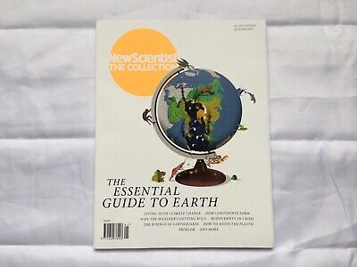 new scientist the collection magazine 2019 second edition collector's condition