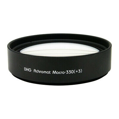 Marumi 58mm 58 DHG Macro +3 200 Achromat Achromatic Close up Lens made in Japan