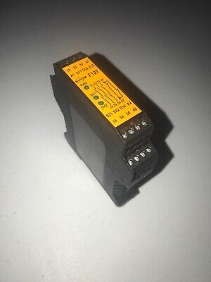 Brand New Tesch F127Ax202 Safety Relay