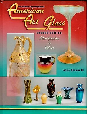 The Collector's Encyclopedia of American Art Glass : Identification & Values