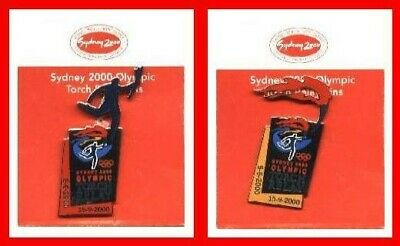 2TF 8# * SYDNEY 2000 OLYMPIC GAMES * Torch Relay * Dated *