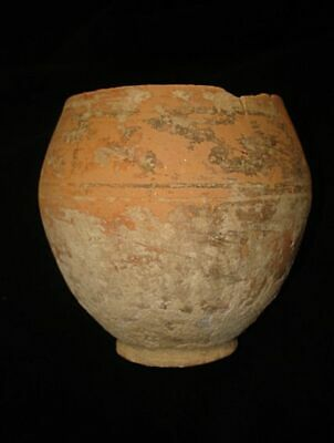 AMAZING!   ANCIENT PAINTED JUG! FROM EARLY BRONZE AGE! 3000BC~~~no reserve