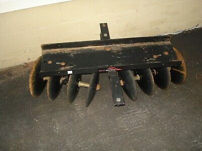 BRINLY HARDY SLEEVE Hitch Tow Behind Rear Blade Riding Mower