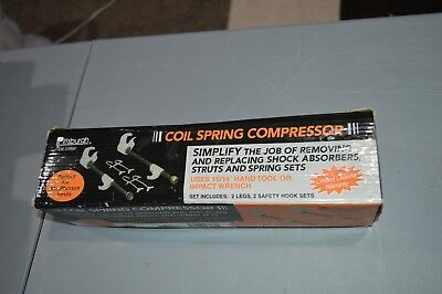 Macpherson Strut Spring Compressor Set From Pittsburgh Automotive