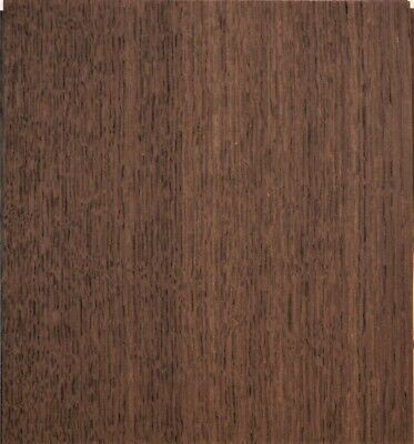 Fumed Oak Raw Wood Unbacked Veneer  42 x 7 inches          4706-03
