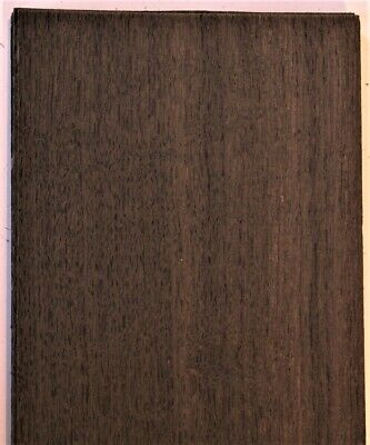 Fumed Oak Raw Wood Unbacked Veneer  49.5 x 5.5 inches          4706-04