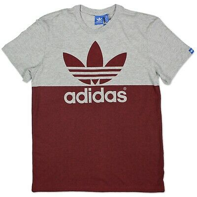 Superstar Street Uomo T Adidas Foglie Rap Originals Grafico Gangster BeCoWrdx