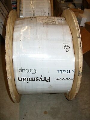 "DRAKA Elevator Products - 100'F - 3/4"" Steel Wire Rope Cable 8X19 - 32000 LBF"