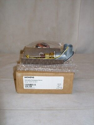 SIEMENS - 021114 / 536-768 Outdoor Air Temp Sensor -58 to 122F / 4 to 20 mA