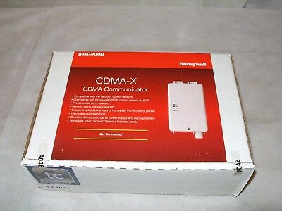 Honeywell CDMA-X Verizon cdma Communicator for Vista Panels - NEW / SEALED