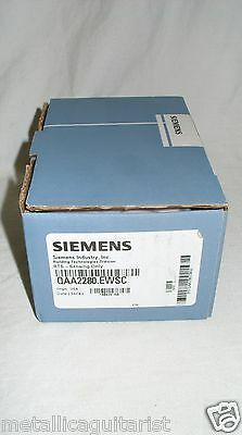 Siemens - Hvac Electronic Room Sensor Qaa2280-Ewsc New