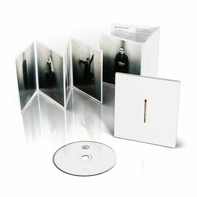 "Rammstein - Rammstein (Digipak) Cd (Album 2019 Mit Single ""Deutschland"")"