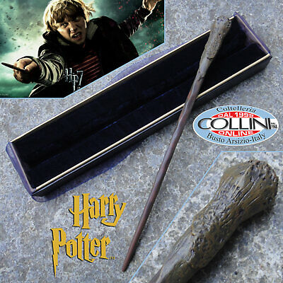 Harry Potter - Baguette magique Ron Weasley avec Ollivander Box - NN7462