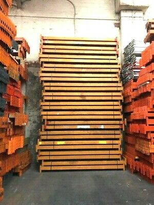 Link 51 Xl Pallet Racking Beams 2650Mm Clear Entry 3000Kgs Load