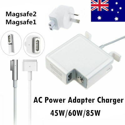 45W 60W 85W AC Power Adapter charger Magsafe1 2 for Apple MacBook Pro AU