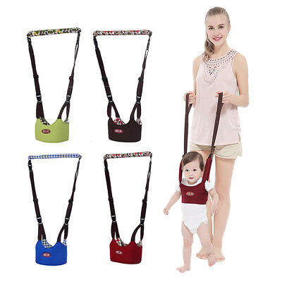 New Help Baby Toddler Walking Assistant Learning Walk Reins Harness Walker Wings
