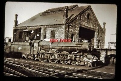 Photo  Gwr King Class Loco  No 6005 King George Ii