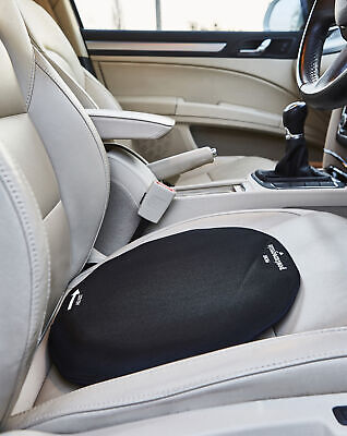 Posture Genie Support Cushion Prevents Aches & Pains Whilst Driving A Car