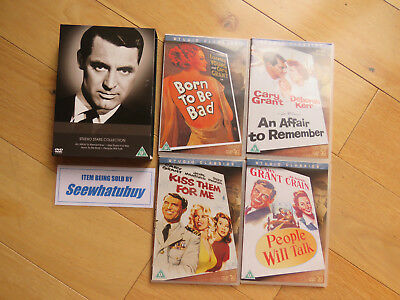 Cary Grant: The Studio Stars Collection DVD Born to be Bad/An Affair to Remember