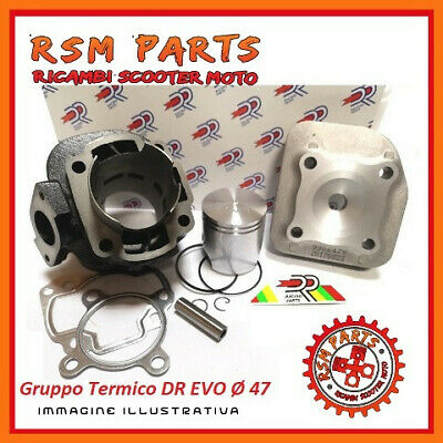 32886 Cylindre Kit DR Groupe thermique 47 d Age Yamaha Neos 50