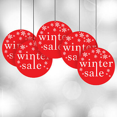 WINTER SALE - Retail Shop Hanging Mobiles / Hanging Mobile Display Signs
