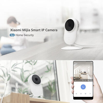 New  Xiaomi Mijia 1080P FHD Smart IP Camera WiFi AI Detection Infrare