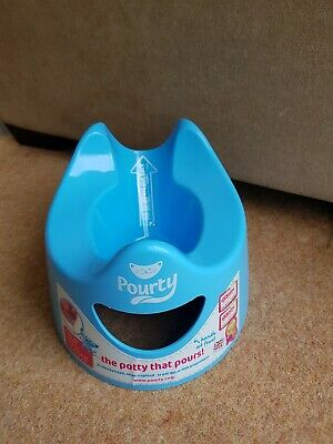 Pourty Baby Potty Training - Easy Clean - New with Tag