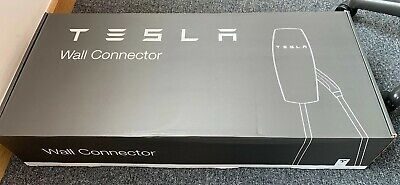 Tesla Signature Wall Connector - EV Charger - 230v or 415v input - Max 22Kw out