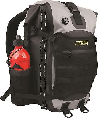 Nelson-Rigg Hurricane Waterproof Backpack/Tailpack 20L Se-3020
