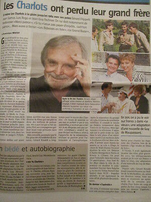 Journal Du Deces De : Gerard Rinaldi 03/03/2012
