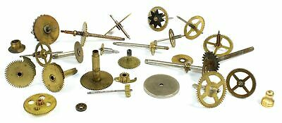 Antique Clock Wheels, Gears & Cogs- Great For Steampunk Artwork! Sm262