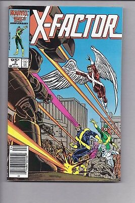 High Grade Canadian Newsstand Edition X-factor #3 $0.95 Price Variant