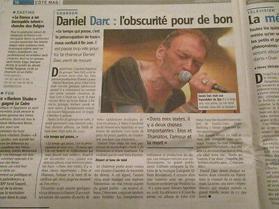 Journal Du Deces De : Daniel Darc 01/03/2013